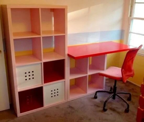 10 genius IKEA study table for kids