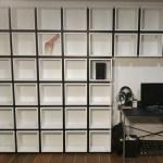 42 Ekets Make A Unique Ikea Cube Bookcase Ikea Hackers
