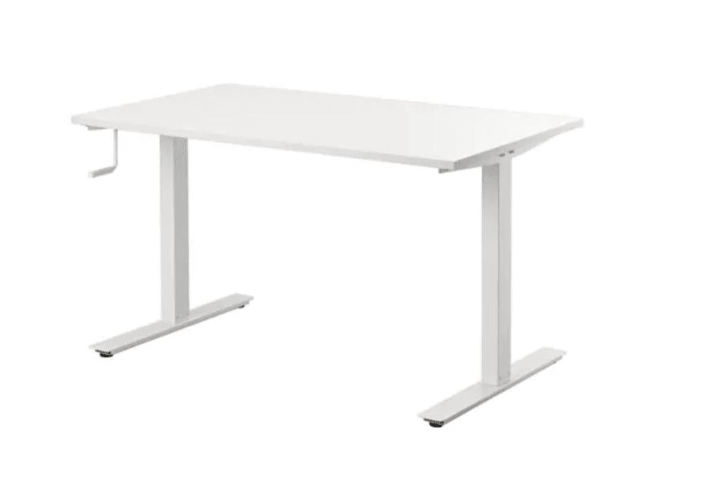 SKARSTA sit stand desk