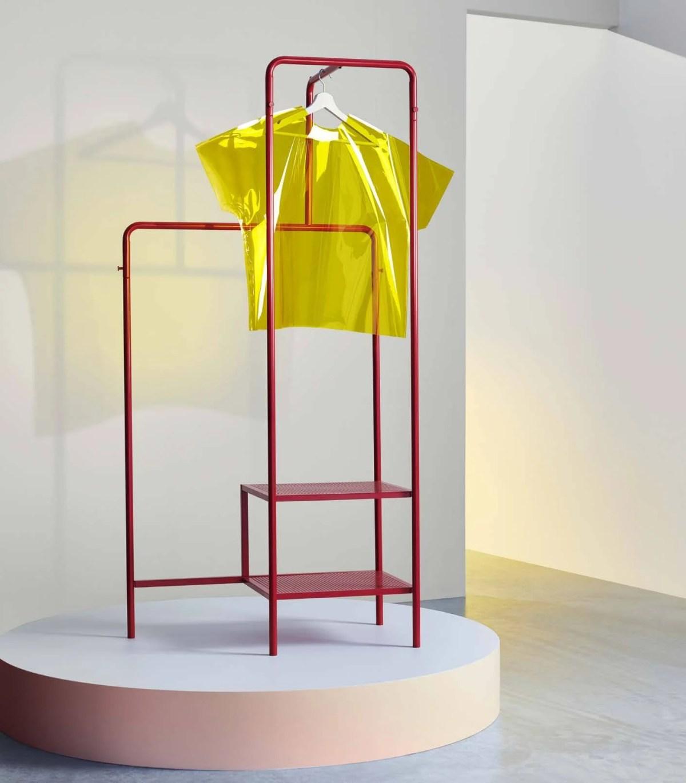 NIKKEBY clothes rack, IKEA Catalog 2020