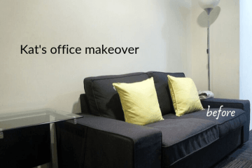 ikea slipcovers sofa makeover