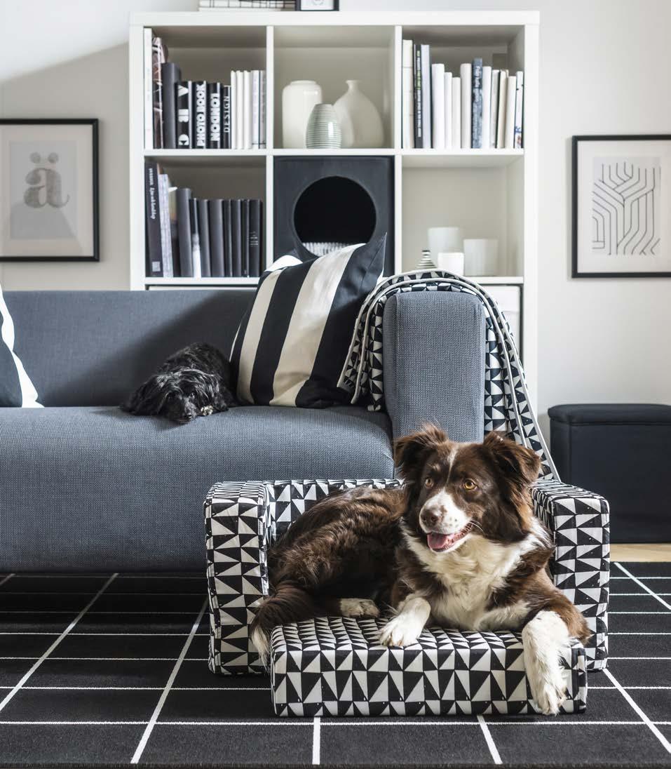 LURVIG IKEA Pet Collection - mini KLIPPAN