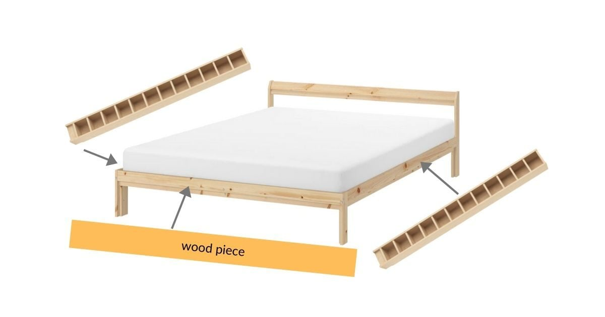 I Need Ideas For A Platform Bed With Shelves And Legs Ikea Hackers