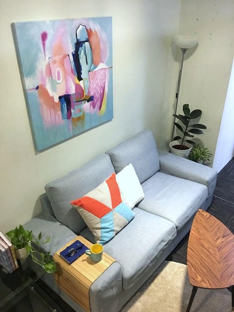 IKEA sofa slipcovers upgrade