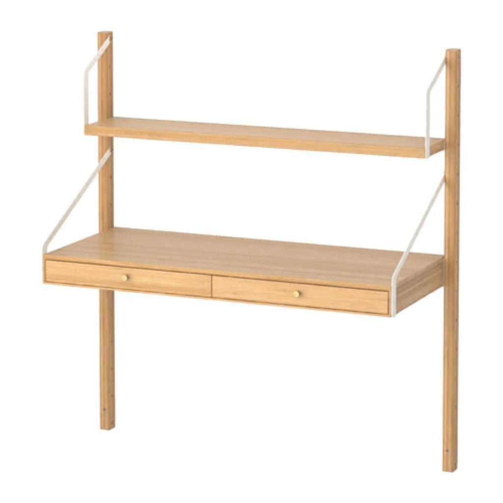 SVALNAS desk combination