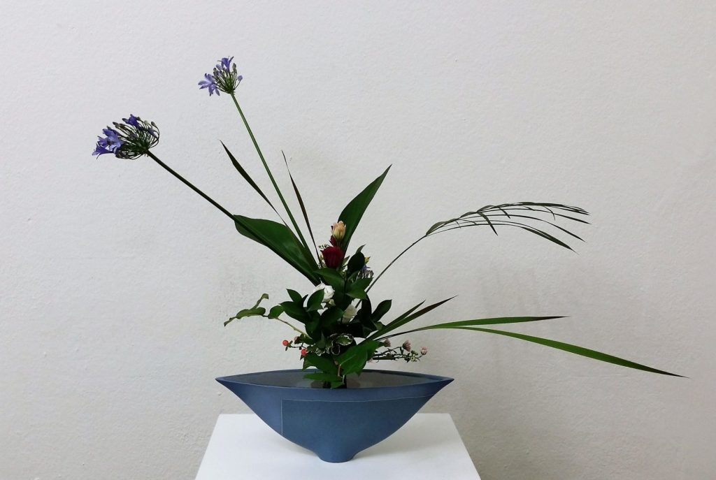 Ikebana-International Vienna im Museumsquartier