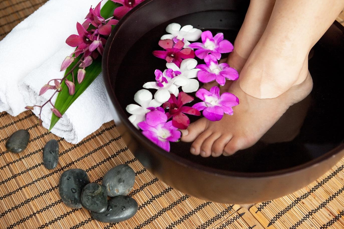 body scrub- top to toe spa