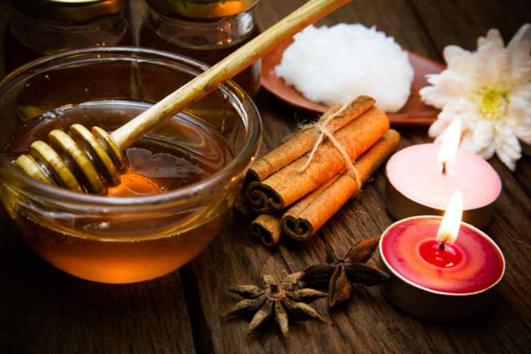 Home-made DIY Top-to-Toe Spa Relaxation