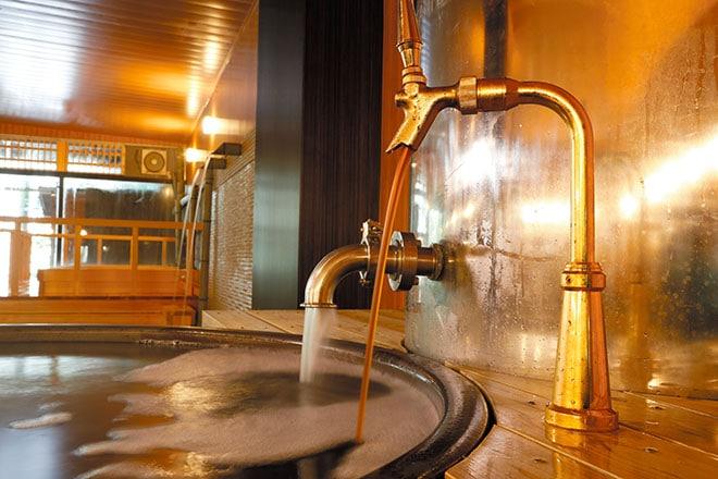 Beer Onsen & 4 Other Weirdest Baths in Japan