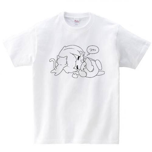 からつきあっきぃTシャツ