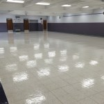 Lunch Room Floor Wax