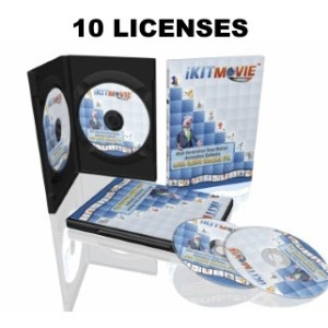 10 USER LICENSE PACK
