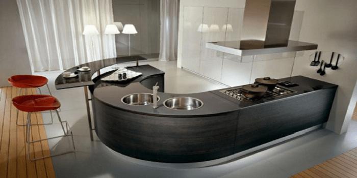 Kitchen Design IKLO Houston Home Builder Custom