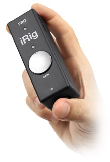 iRig PRO - compact design