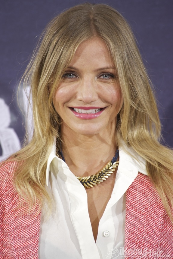Cameron Diaz Hair Hairstyles Of Cameron Diaz Long Hair