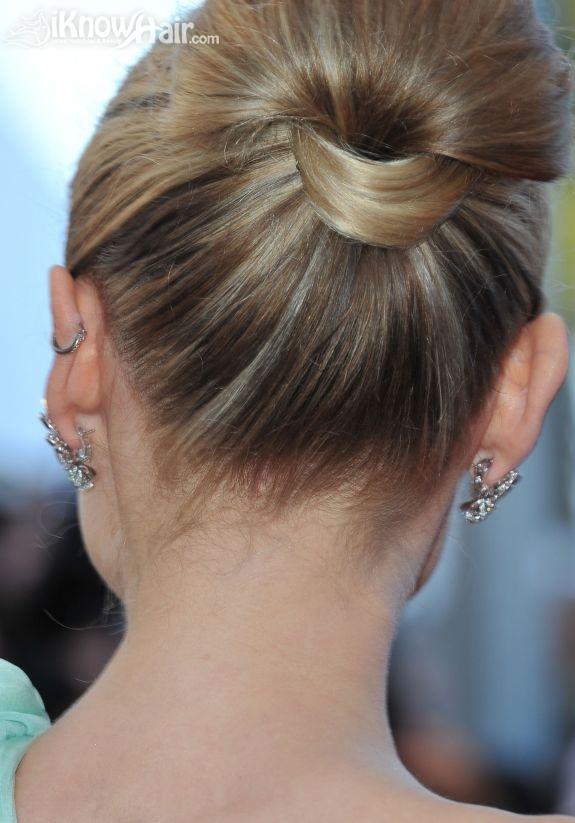 Easy Bun Hairstyles Easy Bun Hair How To Do Easy Bun