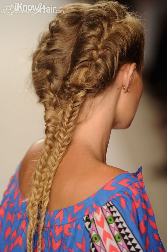 Fantasy Braids Fantasy Braided Hairstyles Braid