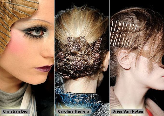 Easy Hair Styles With Bobby Pins Bobby Pins Hairstyles