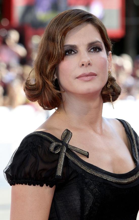Sandra Bullock Hairstyles Sandra Bullock Hair 2011