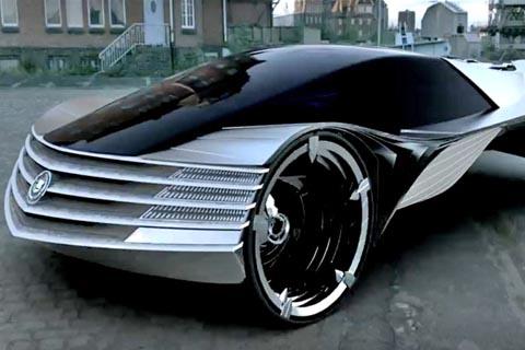 Thorium Car: Re-fuel once a lifetime