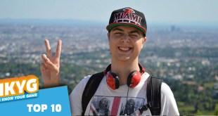 Top 10 - Die Lieblingsspiele aus Pascals Jugend
