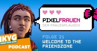 Pixelfrauen 21 Friendzone
