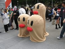 DugTrio Pokemon Cosplay by unknown