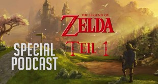 The Legend of Zelda - Special-Podcast - Teil 1