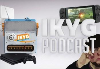 IKYG-Podcast: Folge 209 - Jetzt wird's politisch!