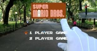 Super Mario Hololens