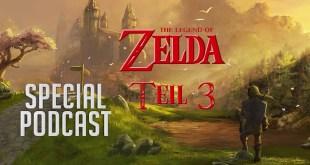 The Legend of Zelda – Special-Podcast