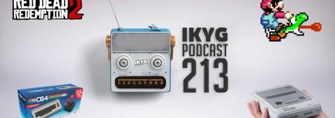 IKYG-Podcast: Folge 213