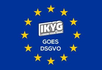 IKYG-Update DSGVO