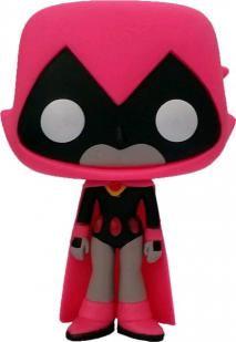 Teen Titans Go! - Raven Pink US Exclusive Pop! Vinyl Figure