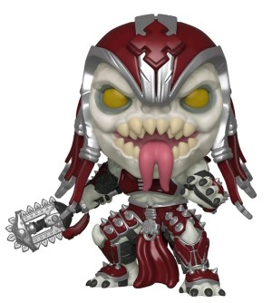 Gears of War – Skorge with Staff US Exclusive Pop! Vinyl [RS]