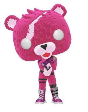 Fortnite – Cuddle Team Leader Flocked US Exclusive Pop! Vinyl [RS]