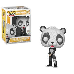 Fortnite – P.A.N.D.A. Team Leader Pop! Vinyl