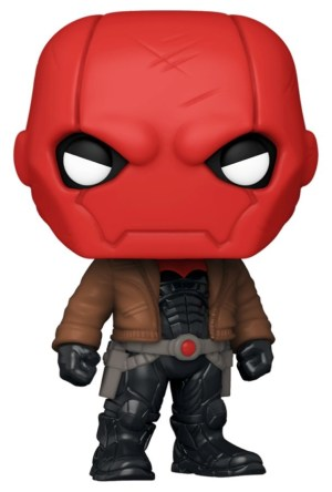 POP DC BATMAN – RED HOOD VF