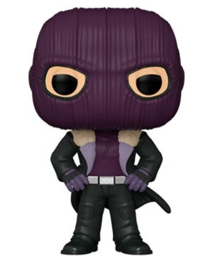 POP MARVEL FALCON WINTER SOLDIER Movie – BARON ZEMO VF