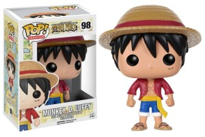 POP ANIMATION – ONE PIECE – LUFFY VF