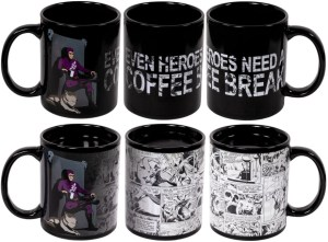 The Phantom – Coffee Break Heat Change Mug