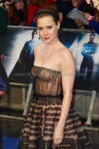 Amy Adams arrives to the Man of Steel London Premiere © Joe Alvarez