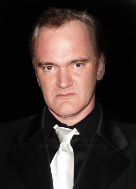Quentin Tarantino Cannes Film Festival Party © Joe Alvarez