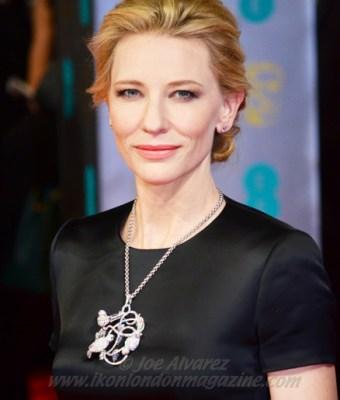 Cate Blanchett at EE British Academy Film Awards BAFTA 2014 © Joe Alvarez