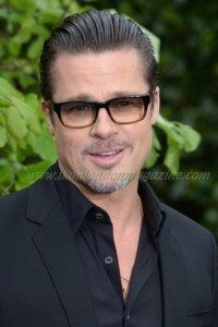Brad Pitt at the Maleficent screening in Kensington Palace © Joe Alvarez