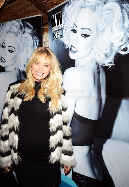 Kimberly Wyatt Fragrance Launch © Joe Alvarez