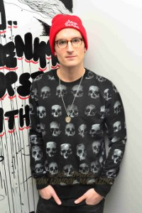 Oliver Proudlock launches Serge DeNimes © Joe Alvarez