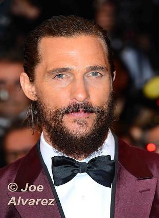 Matthew McConaughey 68th Cannes Film Festival © Joe Alvarez