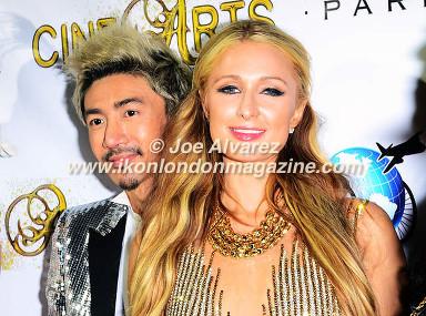 Paris Hilton 68th Cannes Film Festival © Joe Alvarez
