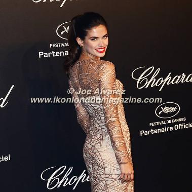 Sara Sampaio 68th Cannes Film Festival © Joe Alvarez